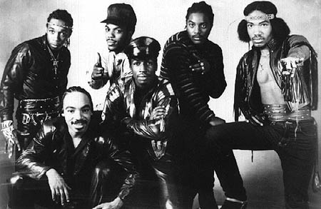 Grandmaster Melle Mel & The Furious Five